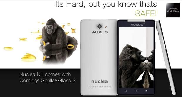 iBerry Nuclea N1 glass