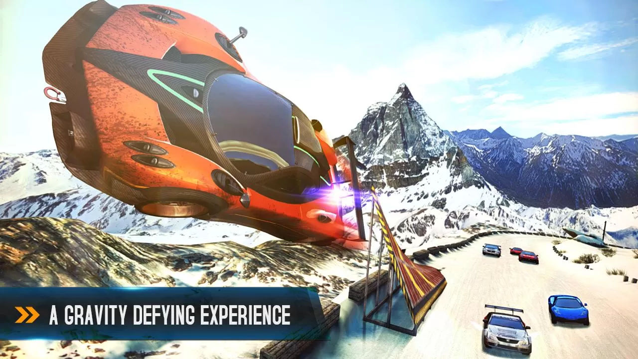 Asphalt 8 Game Play