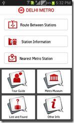 Delhi Metro Rail 1