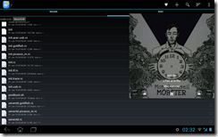 Floating Music Widget 1