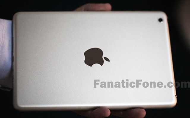 Next-gen iPad back