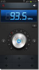 Samsung Galaxy Note II FM Radio