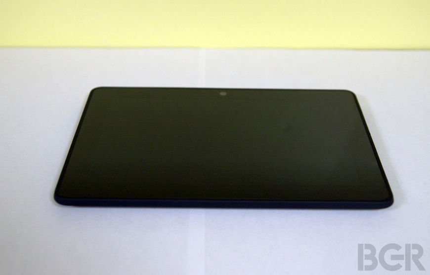 Amazon Kindle Fire HD front