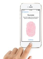 Apple iPhone 5S Fingerprint Sensor