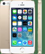 Apple iPhone 5S Gold 1