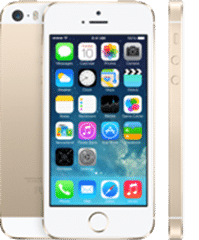Apple iPhone 5S Gold 1