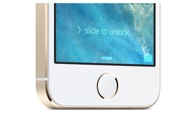 Apple iPhone 5S Touch ID (Fingerprint Sensor)