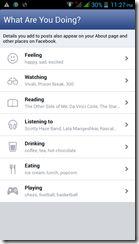 Facebook Beta 2