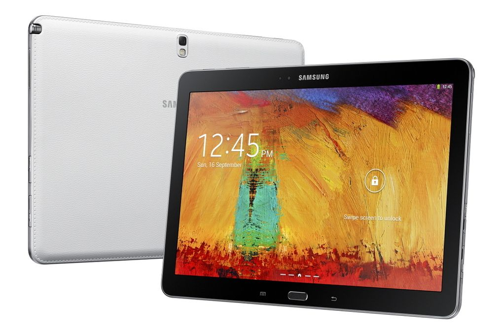 Galaxy Note 10.1 2014 front
