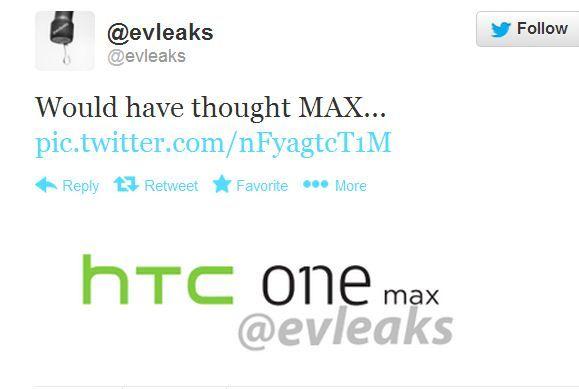 HTC One Max branding