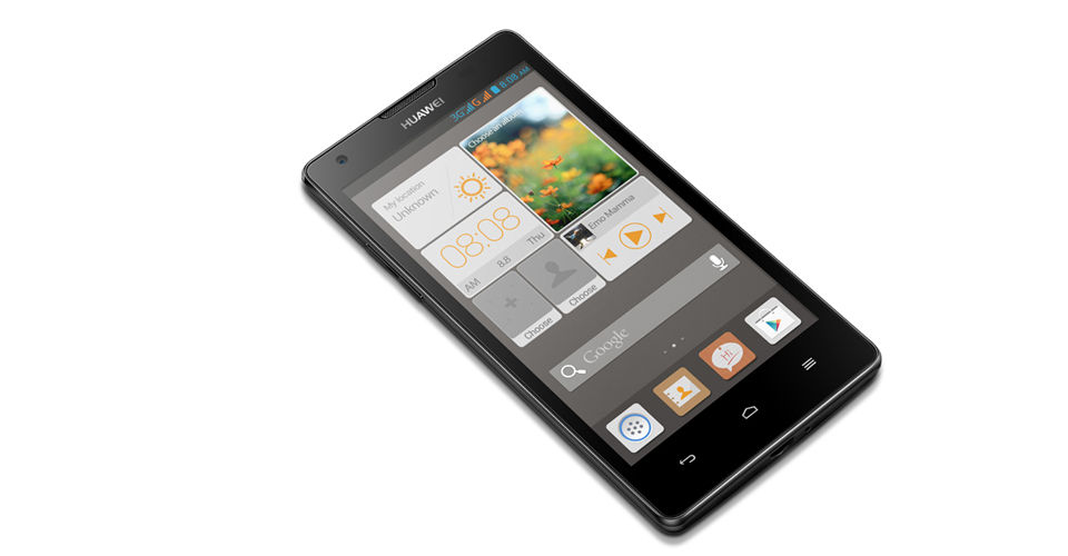 Huawei Ascend G700 front