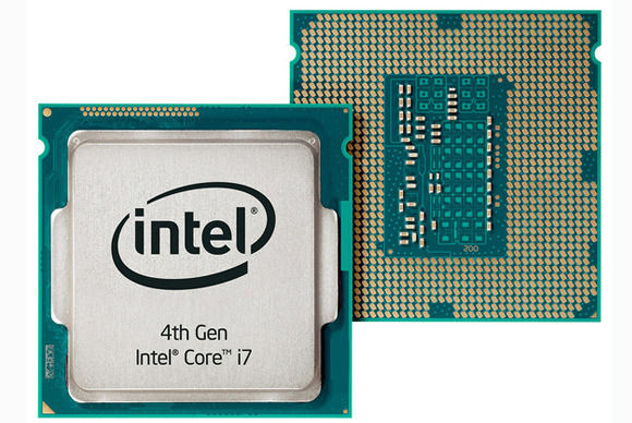 Intel Haswell Chips