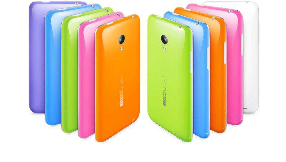 Meizu MX3 Colors