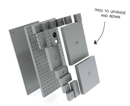 Phonebloks Modules