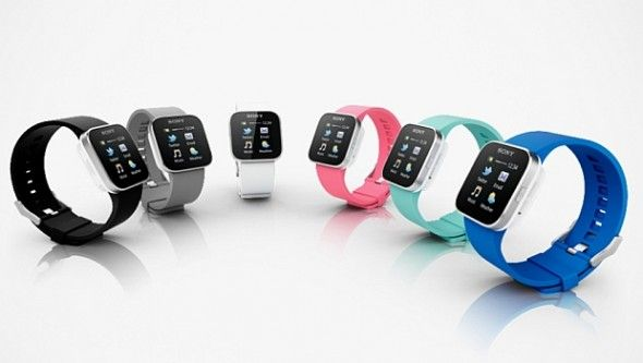 Sony SmartWatch 2 choices