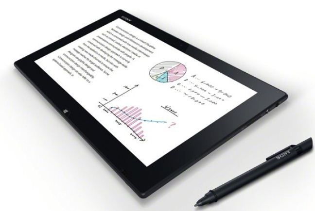 Sony Vaio Tap 11 with Stylus
