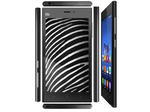 Xiaomi Mi3 Black