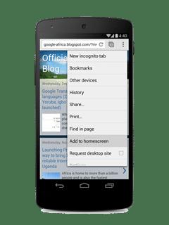 Chrome Browser 2