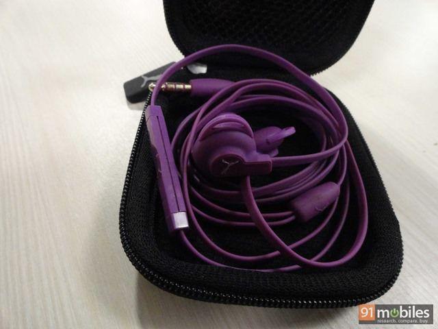 Puma Bulldog earphones