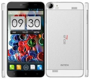 Intex Aqua Octa White