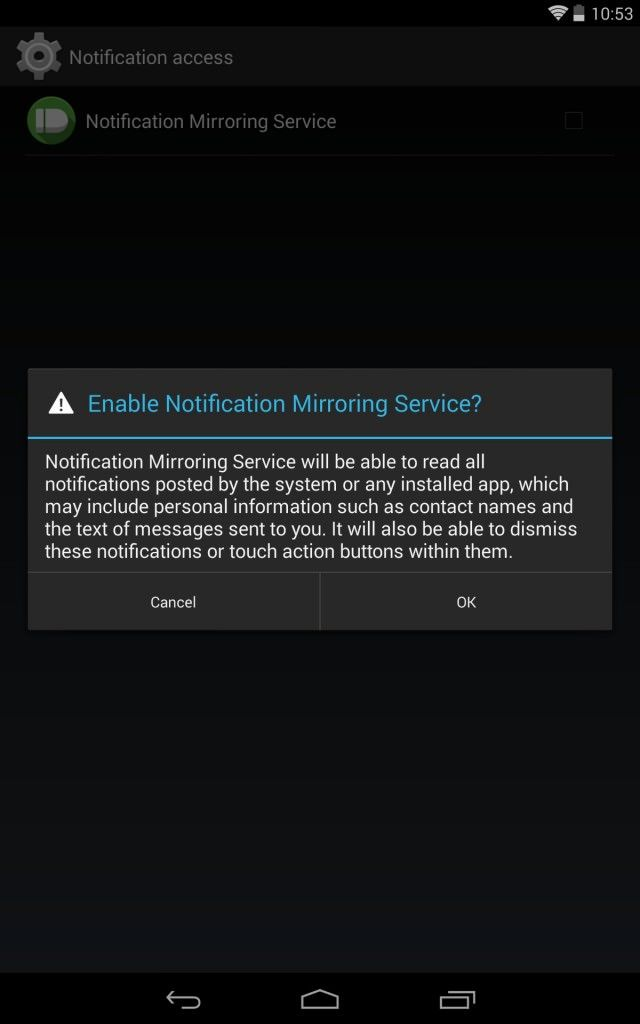 How to: Mirror Android notifications on your desktop