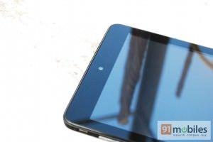 Dell Venue 8_front cam