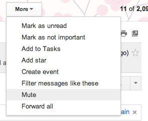 Gmail_Mute