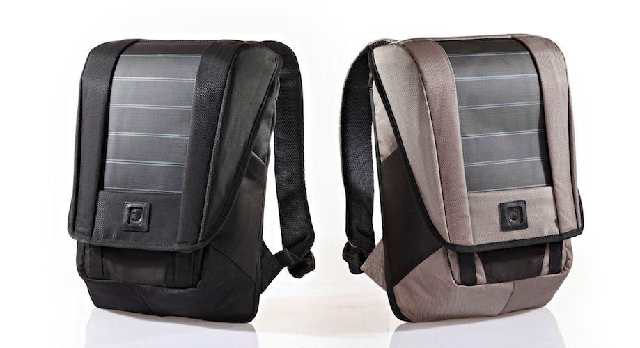Lumos Solar Backpack