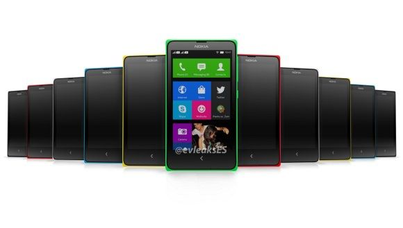 Nokia X variants
