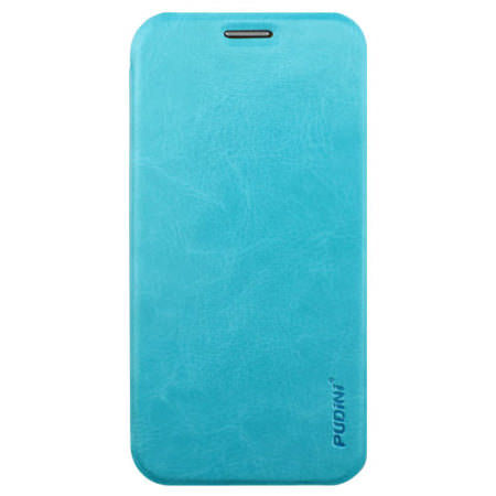 Pudini leather case