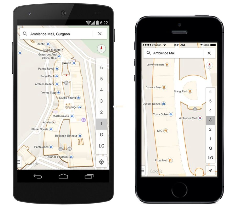 Find your way inside Indian malls with Google Indoor Maps ... Google Interior Maps on windows interior, columns interior, home interior, google headquarters kitchen, google building interior, bank of england interior, southwest airlines interior, pinterest interior, google deutsch, google office interior,