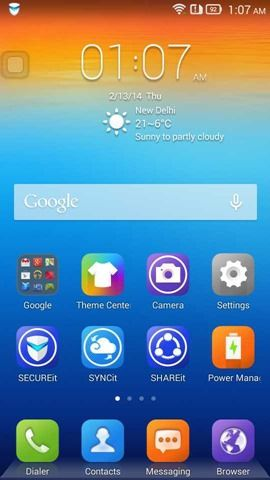 Lenovo Vibe Z screenshot (40)