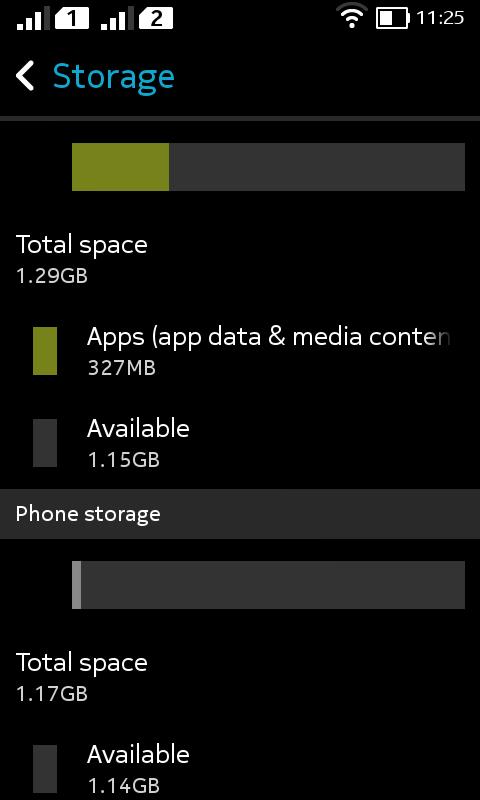 Nokia-X-Storage