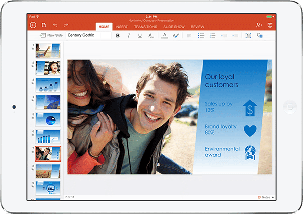 Office for iPad_2