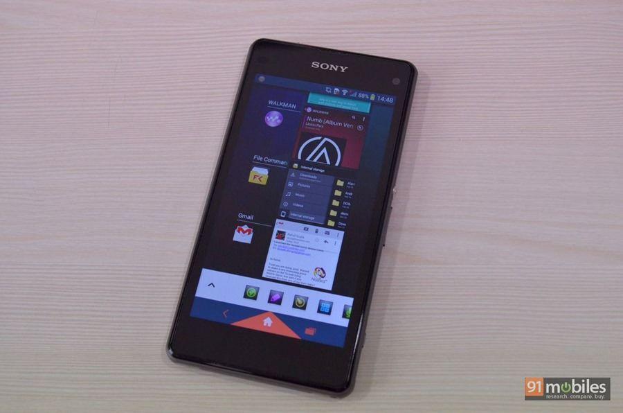 Sony Xperia Z1 Compact 003