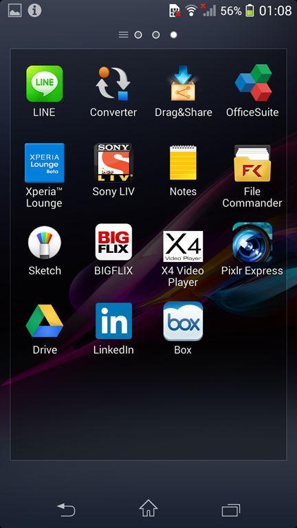 Sony Xperia Z1 Compact screenshot (11)