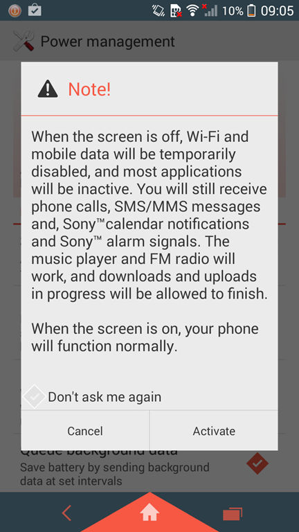 Sony Xperia Z1 Compact screenshot (12)