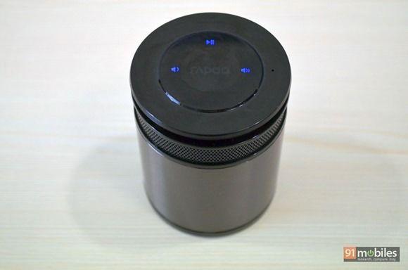 Rappo A3160 portable bluetooth speaker 01