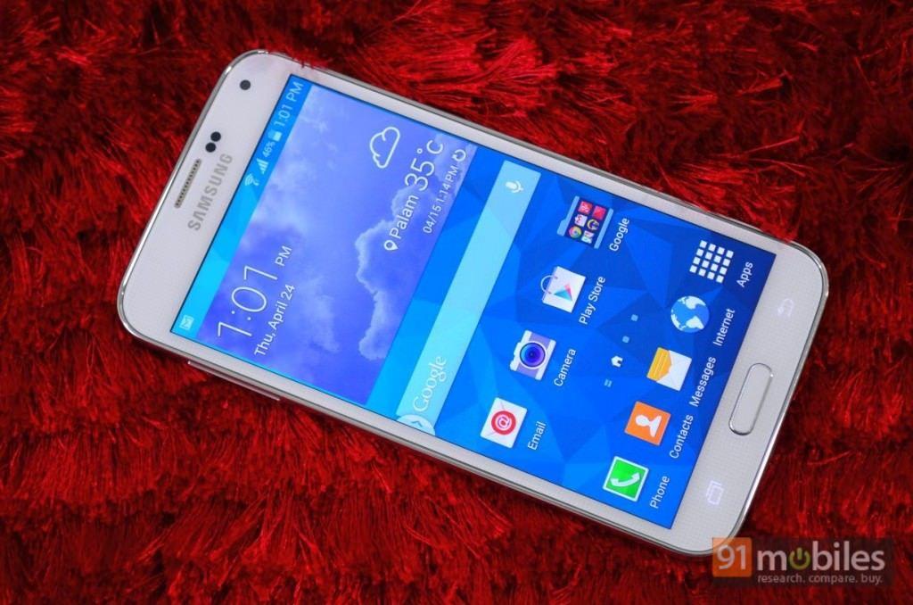 Samsung Galaxy S5 (14)
