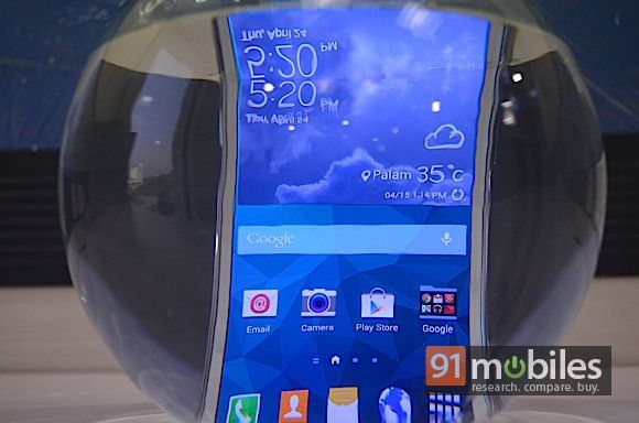 Samsung Galaxy S5 water resistant test