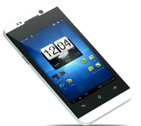iBerry Auxus Nuclea Handy H01