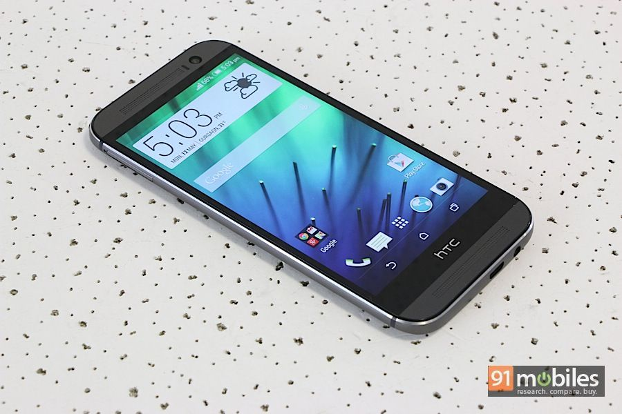 HTC One (M8) review: a mesmerising blend of style and