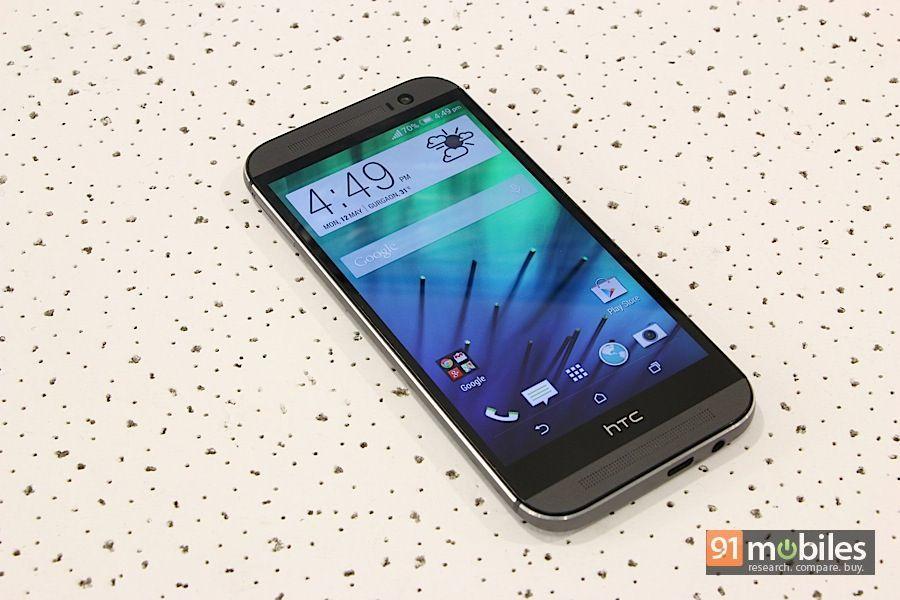 HTC One (M8) Dual SIM announced