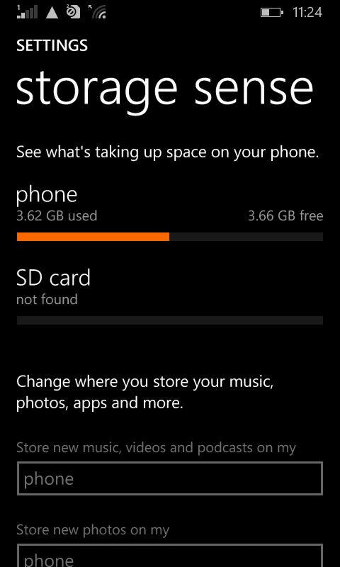 Lumia 630 screenshot_1