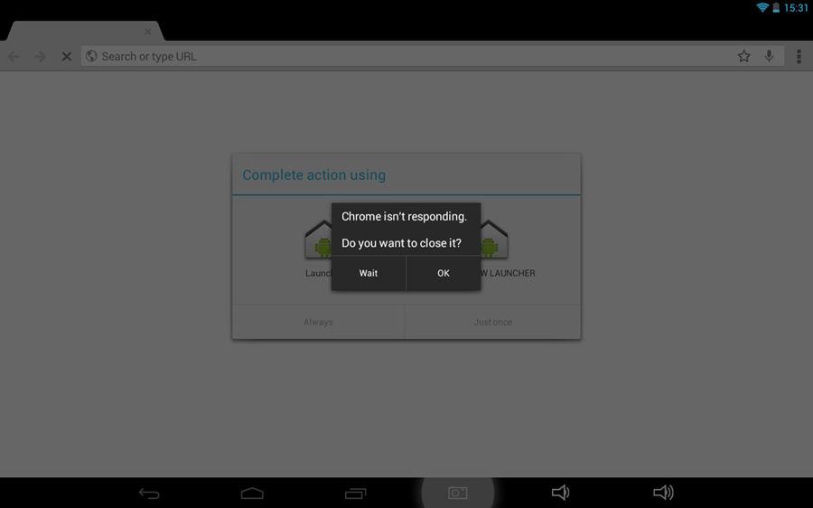 Milagrow M8 PRO screenshot (1)