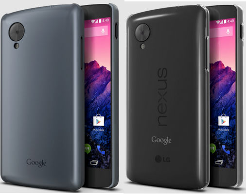 Nexus 5 Snap Case Listed On Google Play Store For 29 99