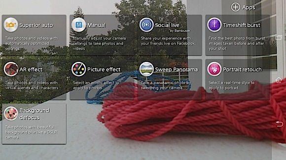 Sony Background defocus5