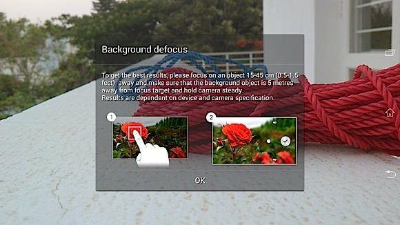 Sony Background defocus7