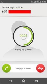 Sony Xperia Z2 Answering Machine (11)