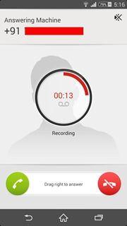 Sony Xperia Z2 Answering Machine (12)